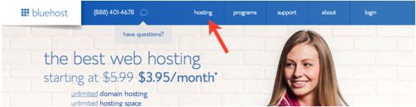 Image of Hosting Site