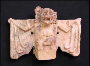 Camazotz Statue Mayan