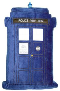 Dr Who Reading Pillows for Geeks