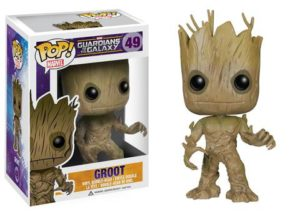 Groot Pop! Doll