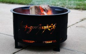 The One Ring Fire Pit