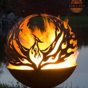 fantastical fire pit - Phoenix Fire Pit