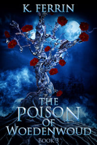 The Poison of Woedenwoud Cover